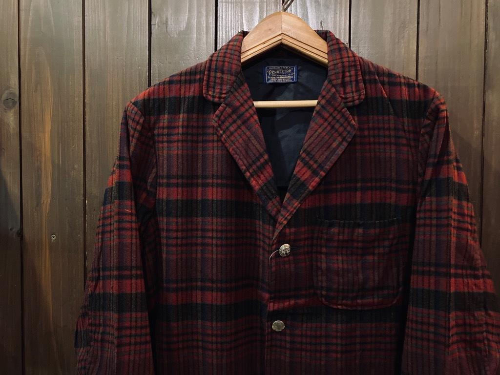 マグネッツ神戸店 9/19(土)冬Superior入荷! #5 Pendleton Shirt ,TopSter Jacket!!!_c0078587_12545203.jpg