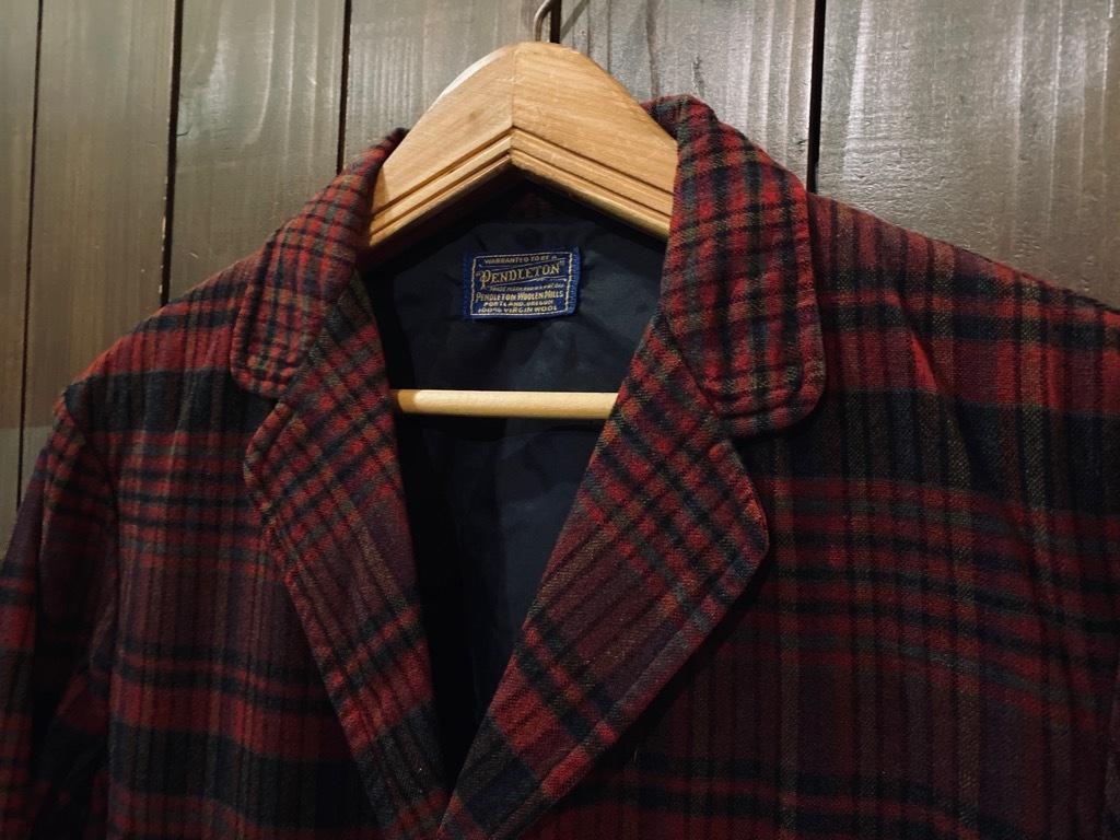 マグネッツ神戸店 9/19(土)冬Superior入荷! #5 Pendleton Shirt ,TopSter Jacket!!!_c0078587_12545283.jpg