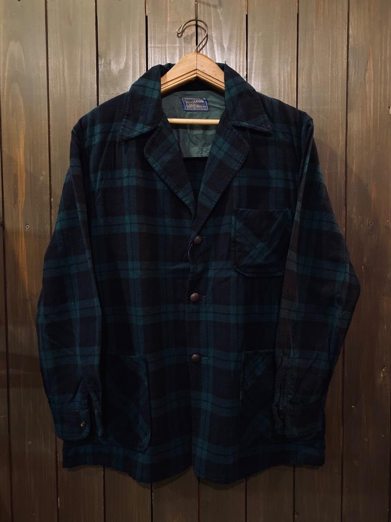 マグネッツ神戸店 9/19(土)冬Superior入荷! #5 Pendleton Shirt ,TopSter Jacket!!!_c0078587_12554618.jpg