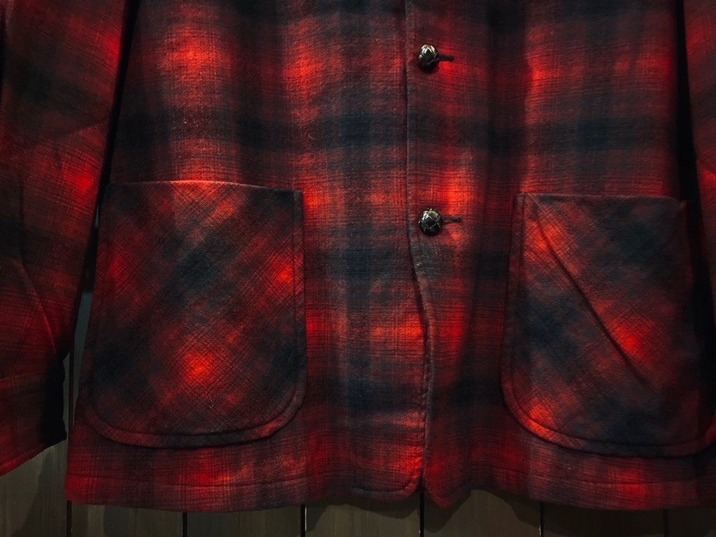 マグネッツ神戸店 9/19(土)冬Superior入荷! #5 Pendleton Shirt ,TopSter Jacket!!!_c0078587_12563005.jpg