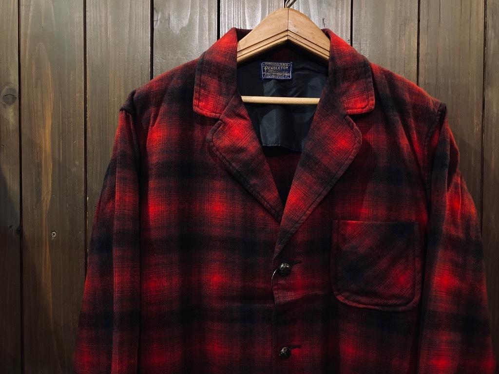 マグネッツ神戸店 9/19(土)冬Superior入荷! #5 Pendleton Shirt ,TopSter Jacket!!!_c0078587_12563158.jpg