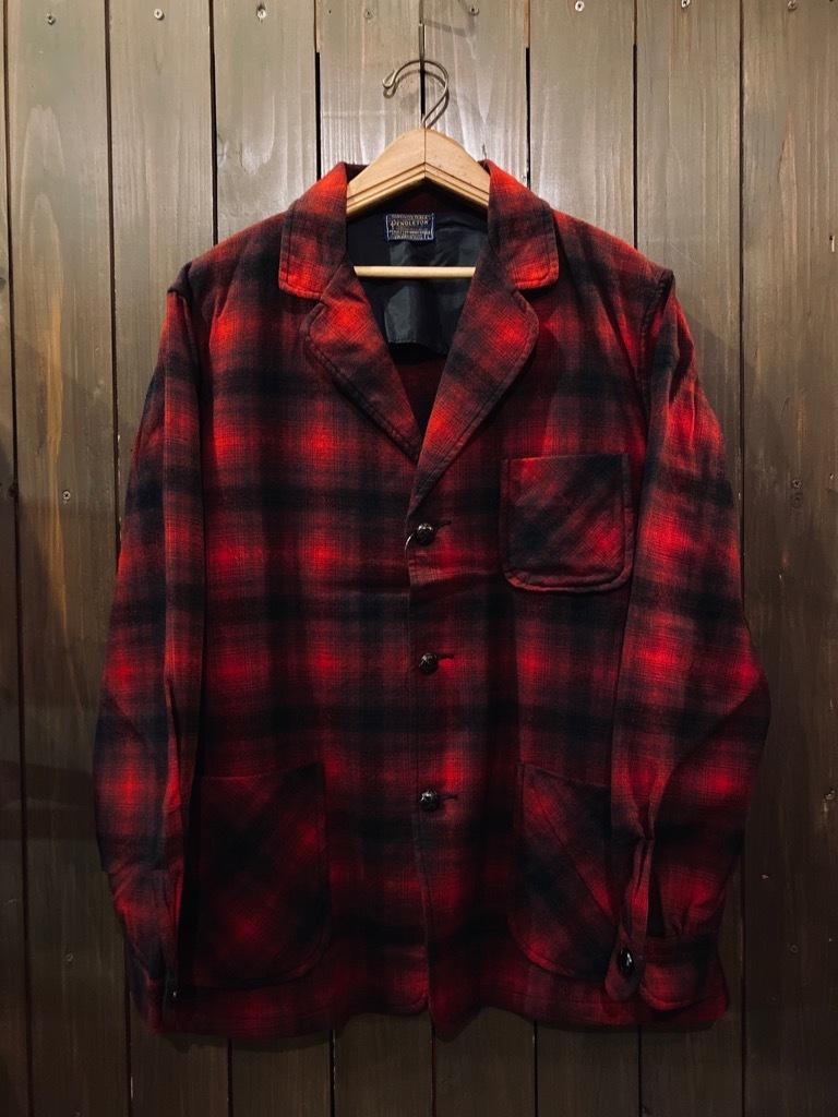 マグネッツ神戸店 9/19(土)冬Superior入荷! #5 Pendleton Shirt ,TopSter Jacket!!!_c0078587_12563166.jpg