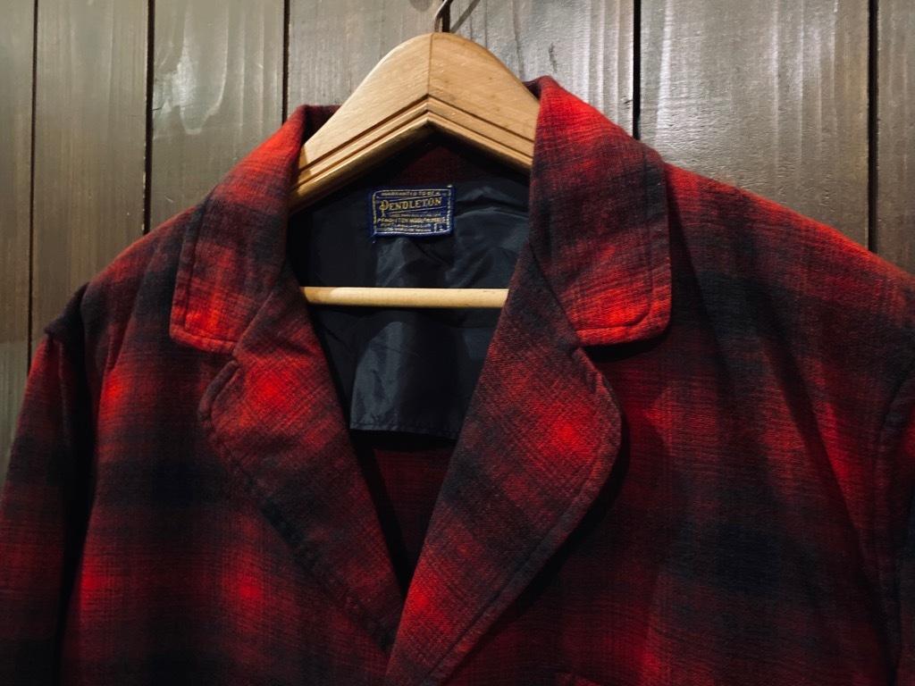 マグネッツ神戸店 9/19(土)冬Superior入荷! #5 Pendleton Shirt ,TopSter Jacket!!!_c0078587_12563195.jpg