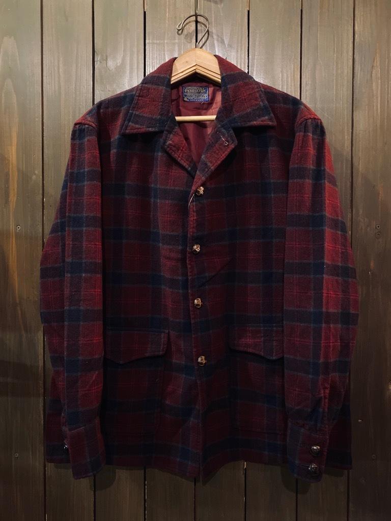 マグネッツ神戸店 9/19(土)冬Superior入荷! #5 Pendleton Shirt ,TopSter Jacket!!!_c0078587_12564733.jpg