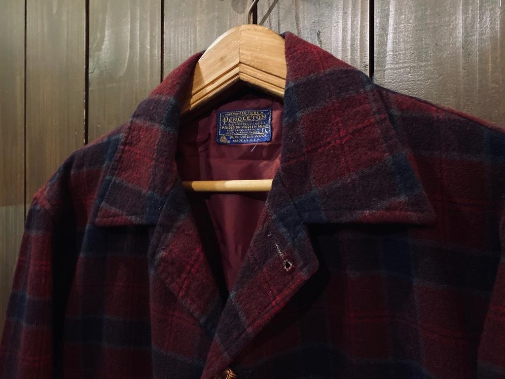 マグネッツ神戸店 9/19(土)冬Superior入荷! #5 Pendleton Shirt ,TopSter Jacket!!!_c0078587_12564857.jpg