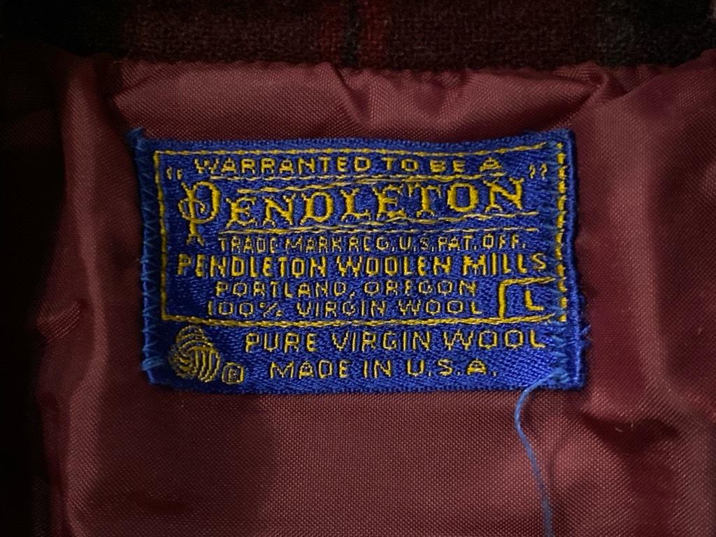マグネッツ神戸店 9/19(土)冬Superior入荷! #5 Pendleton Shirt ,TopSter Jacket!!!_c0078587_12564945.jpg