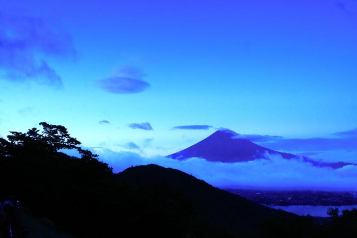 令和2年9月の富士(3) 御坂峠夜明けの富士_e0344396_15202275.jpg