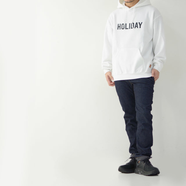 DELICIOUS [デリシャス] HOLIDAY Hoodie [HMS-004] ホリデイフーディー・コットン・スエット・フード・パーカー・MEN\'S _f0051306_15172963.jpg