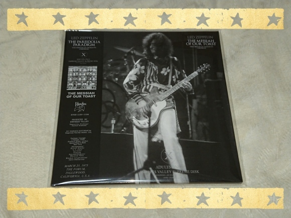 LED ZEPPELIN / THE GHOST IN THE MACHINE_b0042308_17033191.jpg