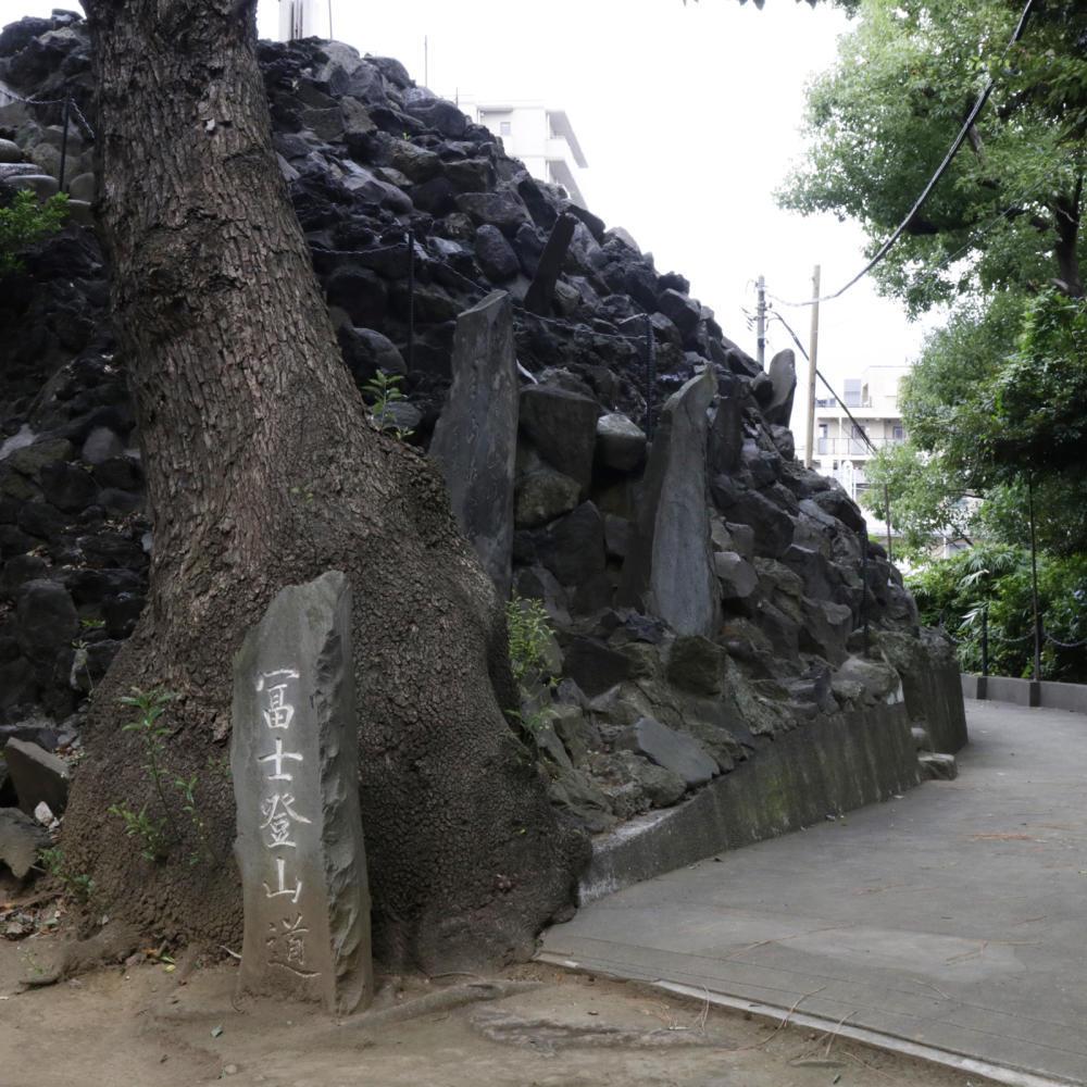 品川で富士登山!今回は街歩きの下見に_c0060143_17504699.jpg