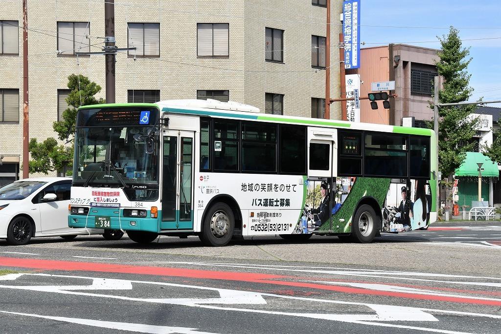 豊鉄バス384(豊橋230あ384)_b0243248_19190429.jpg
