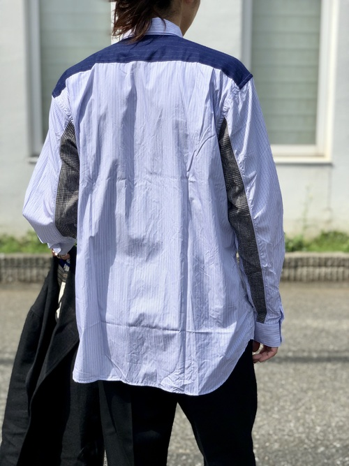 COMME des GARCONS - tailored collar jacket Style._c0079892_1932982.jpg