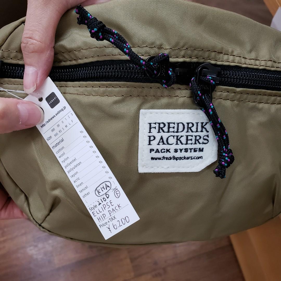 フレドリックパッカーズ バッグいろいろ入荷しました♪_e0076692_19281734.jpg
