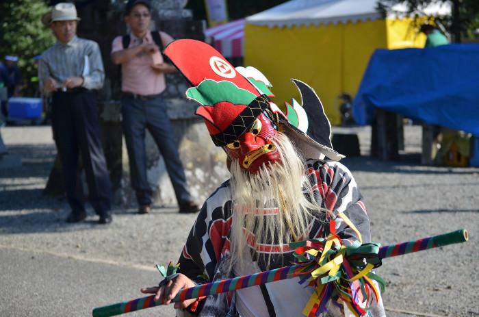 熊甲二十日祭の枠旗行事2013 その1_f0374895_21295903.jpg