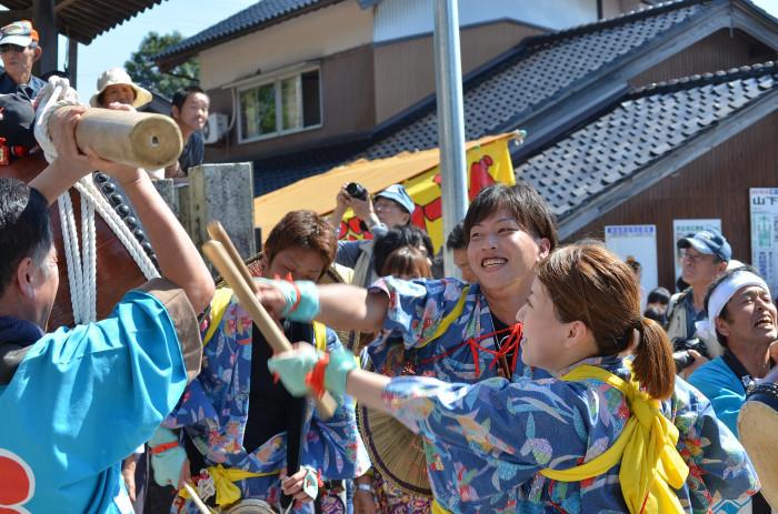 熊甲二十日祭の枠旗行事2013 その1_f0374895_21443790.jpg