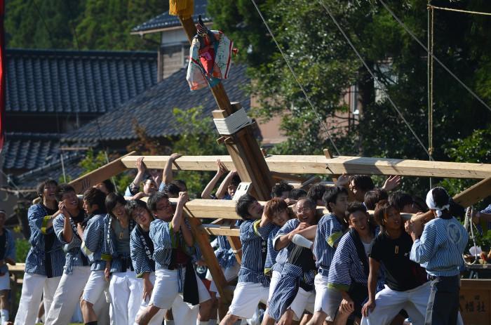 熊甲二十日祭の枠旗行事2013 その2_f0374895_22171726.jpg