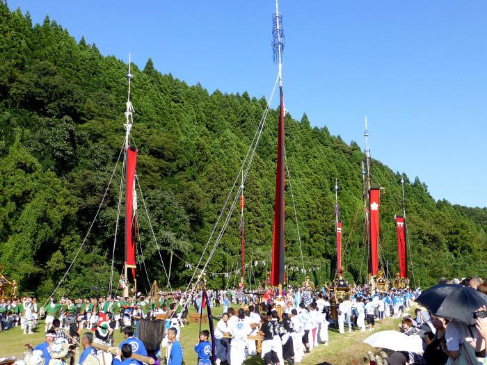 熊甲二十日祭の枠旗行事2013 その2_f0374895_22175326.jpg