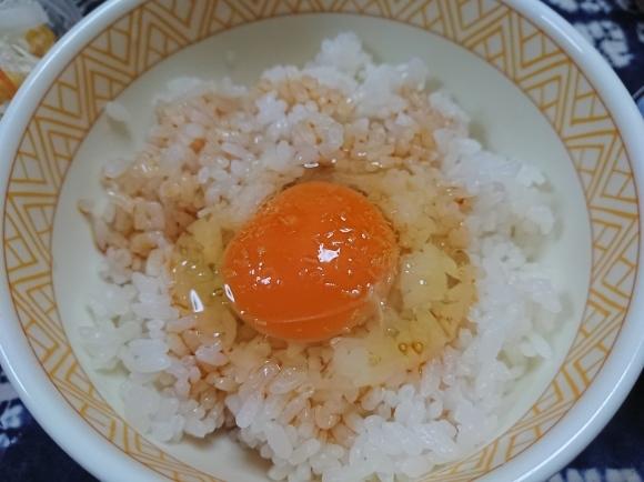 9/20夜勤前飯 卵かけご飯、味の素・参鶏湯@自宅_b0042308_18052991.jpg