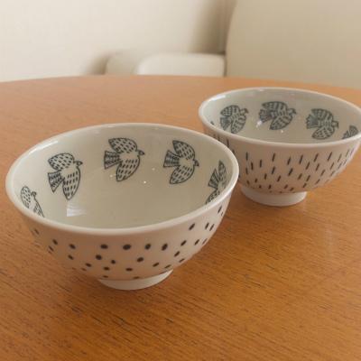 9月23日(水)からのランチプレート・猫のマグカップと鳥のお茶椀_b0102217_17250772.jpg