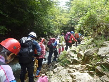 沢登り入門 『逢山峡』_c0218841_18504551.jpg
