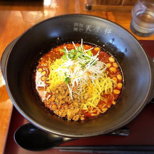 坦坦麺や 天秤_e0292546_18183210.jpg