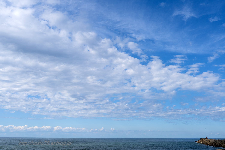 秋空の日本海_e0214470_11570107.jpg