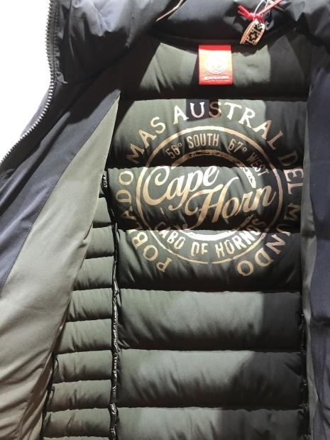 2020秋冬最新コレクション「ケープホーン CAPE HORN 」新型ダウン【MARUJA マルジャ】入荷です。_c0204280_13170326.jpg
