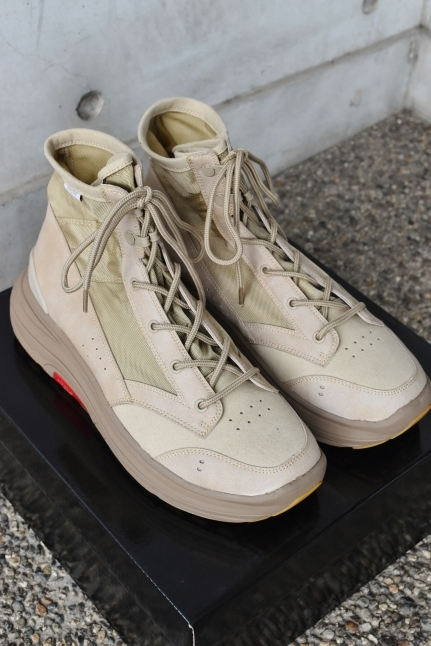 SUVSOLE  DESERT Military BOOTS★★_d0152280_12442110.jpg