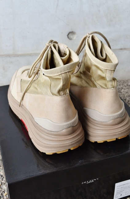 SUVSOLE  DESERT Military BOOTS★★_d0152280_12452796.jpg