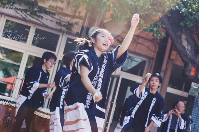 河南高校和太鼓部「地車」_e0271181_00084562.jpg