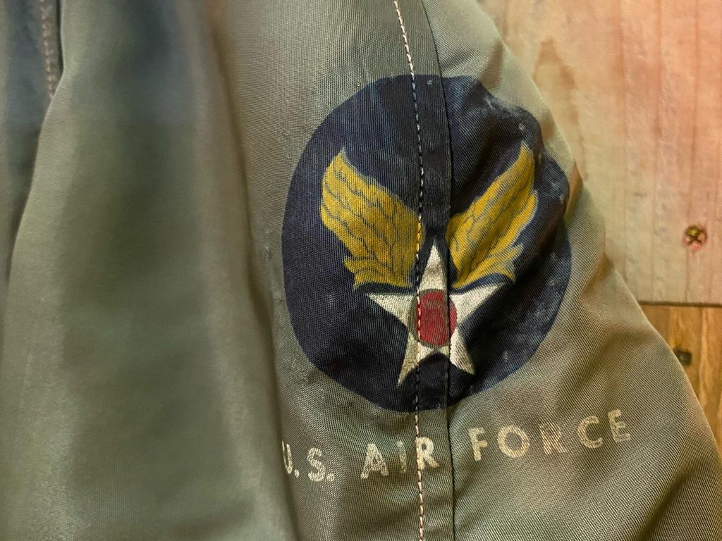 9月23日(水)マグネッツ大阪店冬物Vintage入荷日!! #1 U.S.AirForce編!!B-15D,B-15D NOD,MA-1,N-3B&N-2A!!_c0078587_22395418.jpg