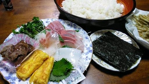 オットの料理_b0266191_13163060.jpg