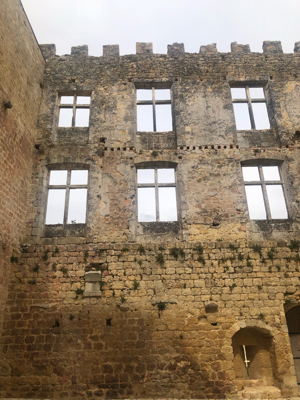 Bordeaux France september 2019 ⑨Sauternes chateau de Fargues タパスランチ_a0036499_09051881.jpg