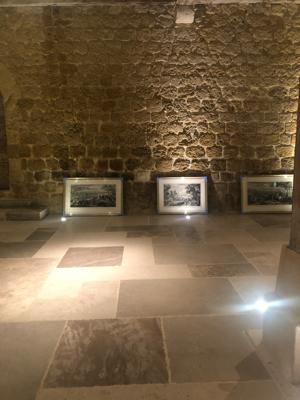 Bordeaux France september 2019 ⑨Sauternes chateau de Fargues タパスランチ_a0036499_09051888.jpg