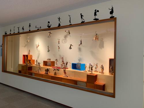 香月泰男美術館と角島大橋_d0025421_17074756.jpg