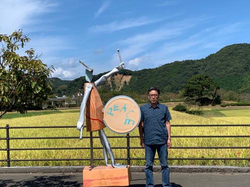 香月泰男美術館と角島大橋_d0025421_17075116.jpg