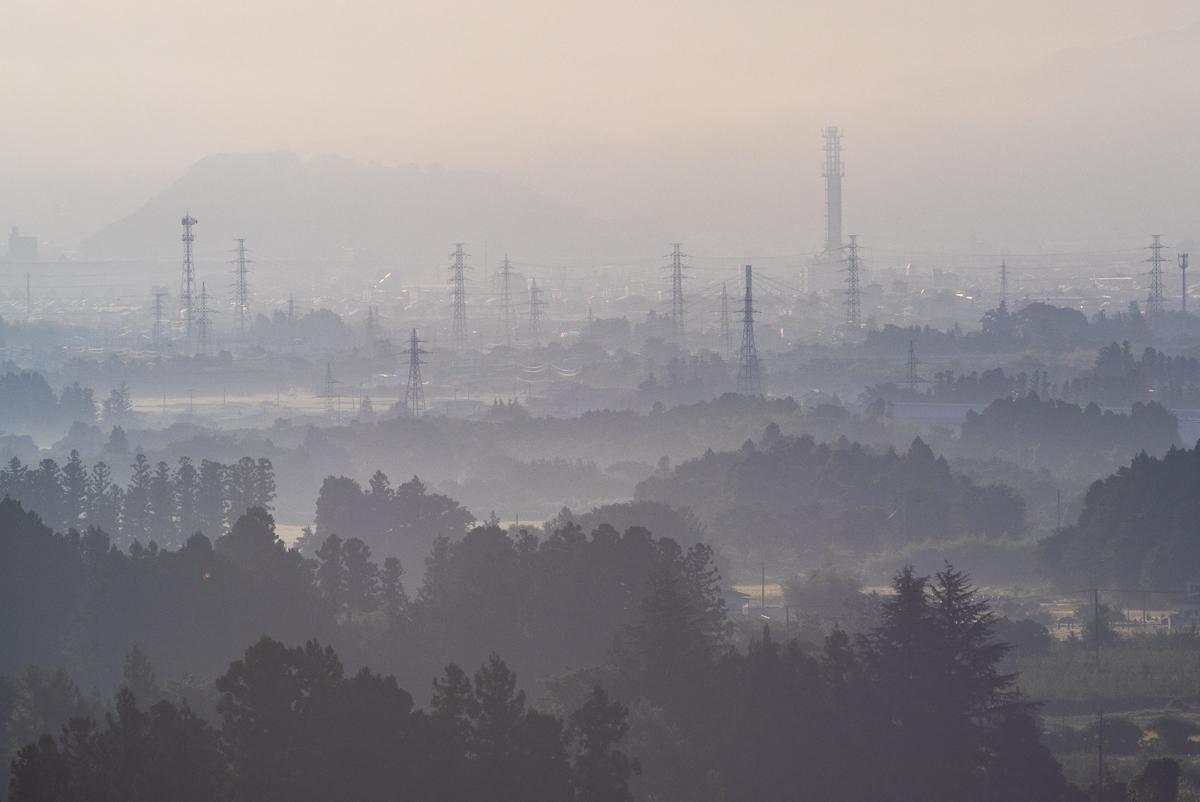 朝靄の街_e0088874_2258147.jpg