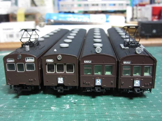 トミックス73形の整備で京浜東北線編成を組成する(一話完結)_c0360684_18151679.jpg