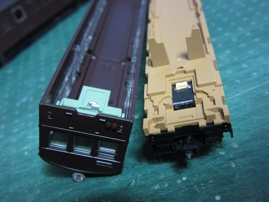 トミックス73形の整備で京浜東北線編成を組成する(一話完結)_c0360684_18420624.jpg