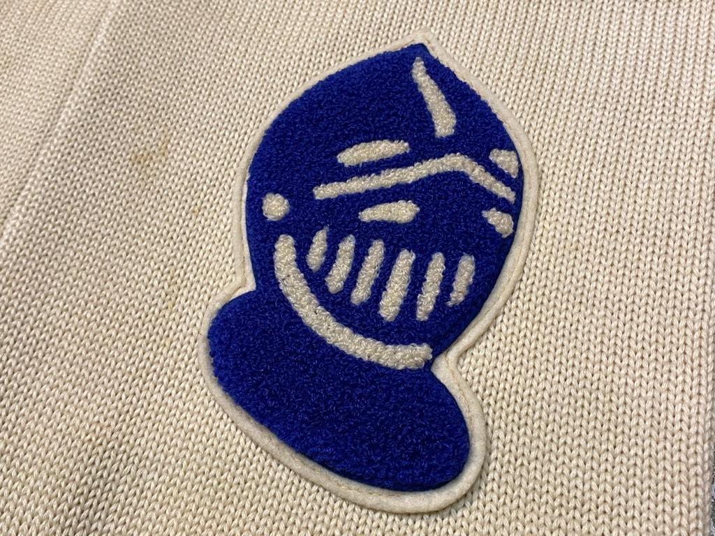 9月23日(水)マグネッツ大阪店冬物Vintage入荷日!! #3 アスレチック編!!Champion,Wilson,BROOKS UNIFORM CO.&Lettered!!_c0078587_11432797.jpg