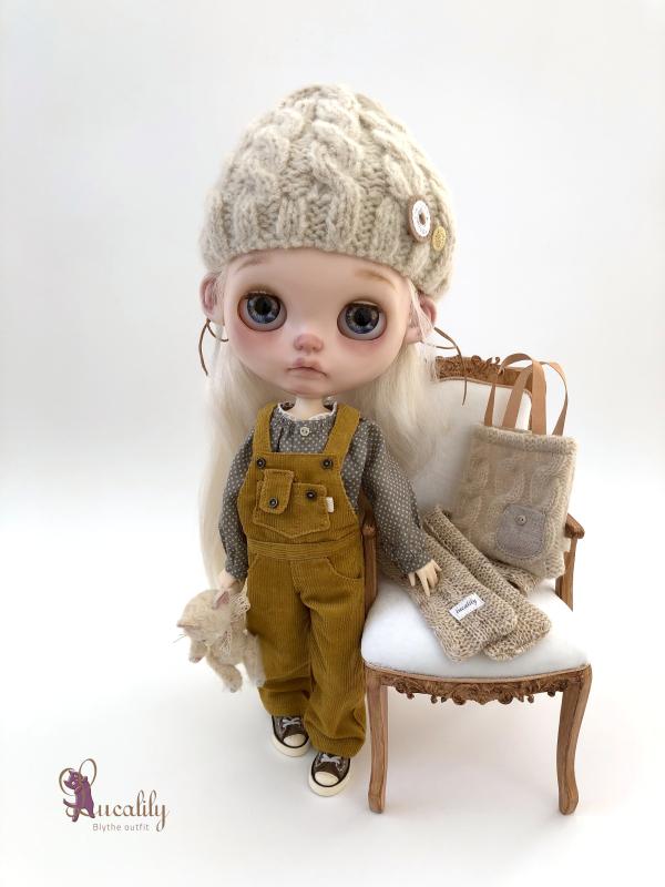 * lucalily * dolls clothes * Autumn Overalls set *_d0217189_21271893.jpeg