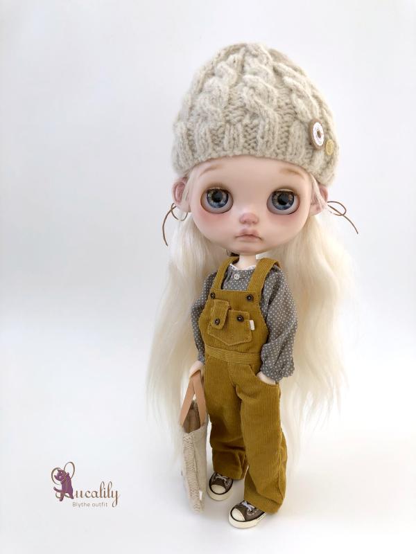 * lucalily * dolls clothes * Autumn Overalls set *_d0217189_21272556.jpeg