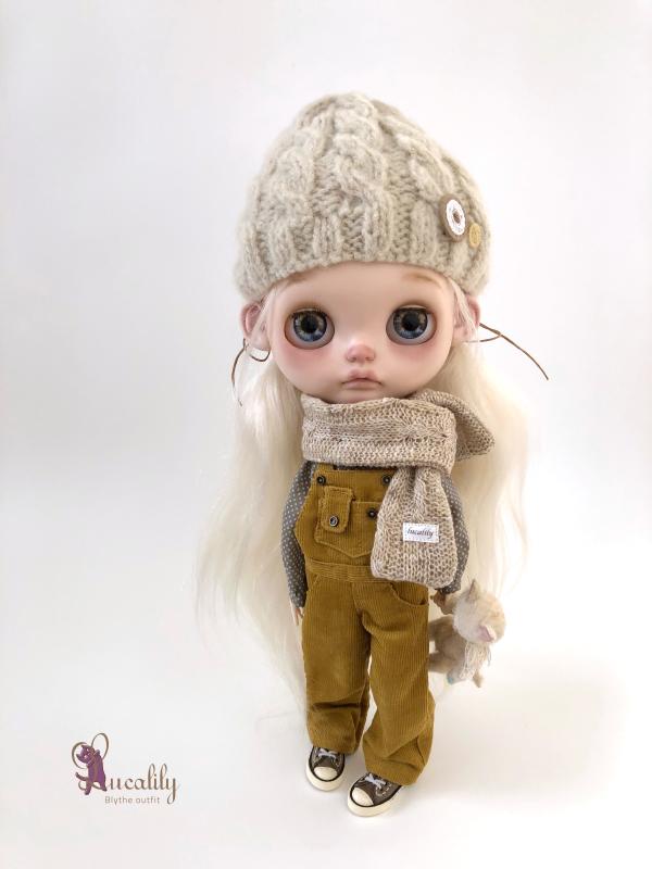 * lucalily * dolls clothes * Autumn Overalls set *_d0217189_21273276.jpeg
