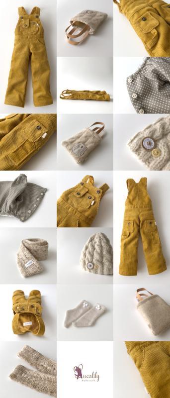 * lucalily * dolls clothes * Autumn Overalls set *_d0217189_21273840.jpeg