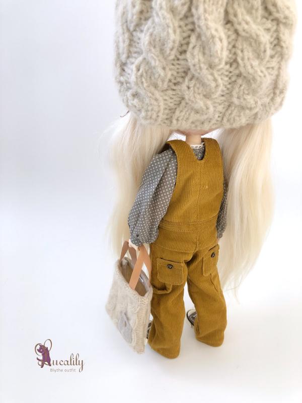 * lucalily * dolls clothes * Autumn Overalls set *_d0217189_21291346.jpeg