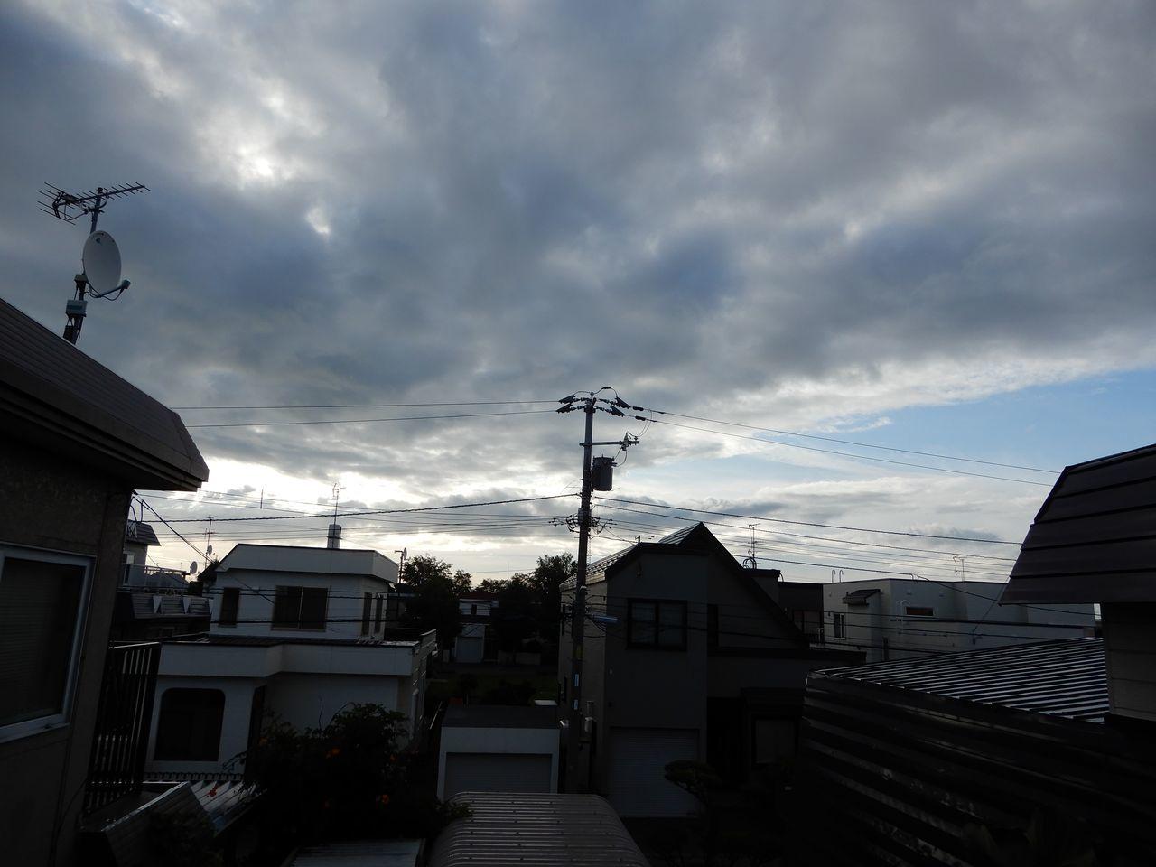 秋らしい秋分の日_c0025115_22050510.jpg