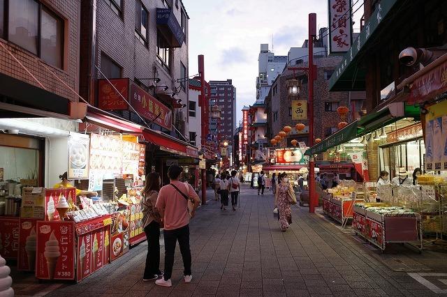 寂し過ぎる南京町_b0397340_07203857.jpg