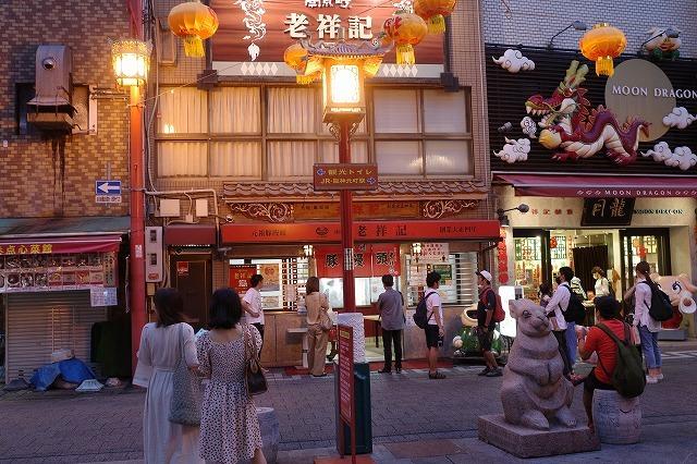 寂し過ぎる南京町_b0397340_07211185.jpg