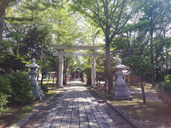 山王神燈会の合同祖霊祭が行われました_b0238249_18305824.jpg