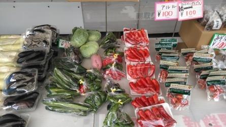 色とりどりの野菜が並びました。_c0160368_00275766.jpg